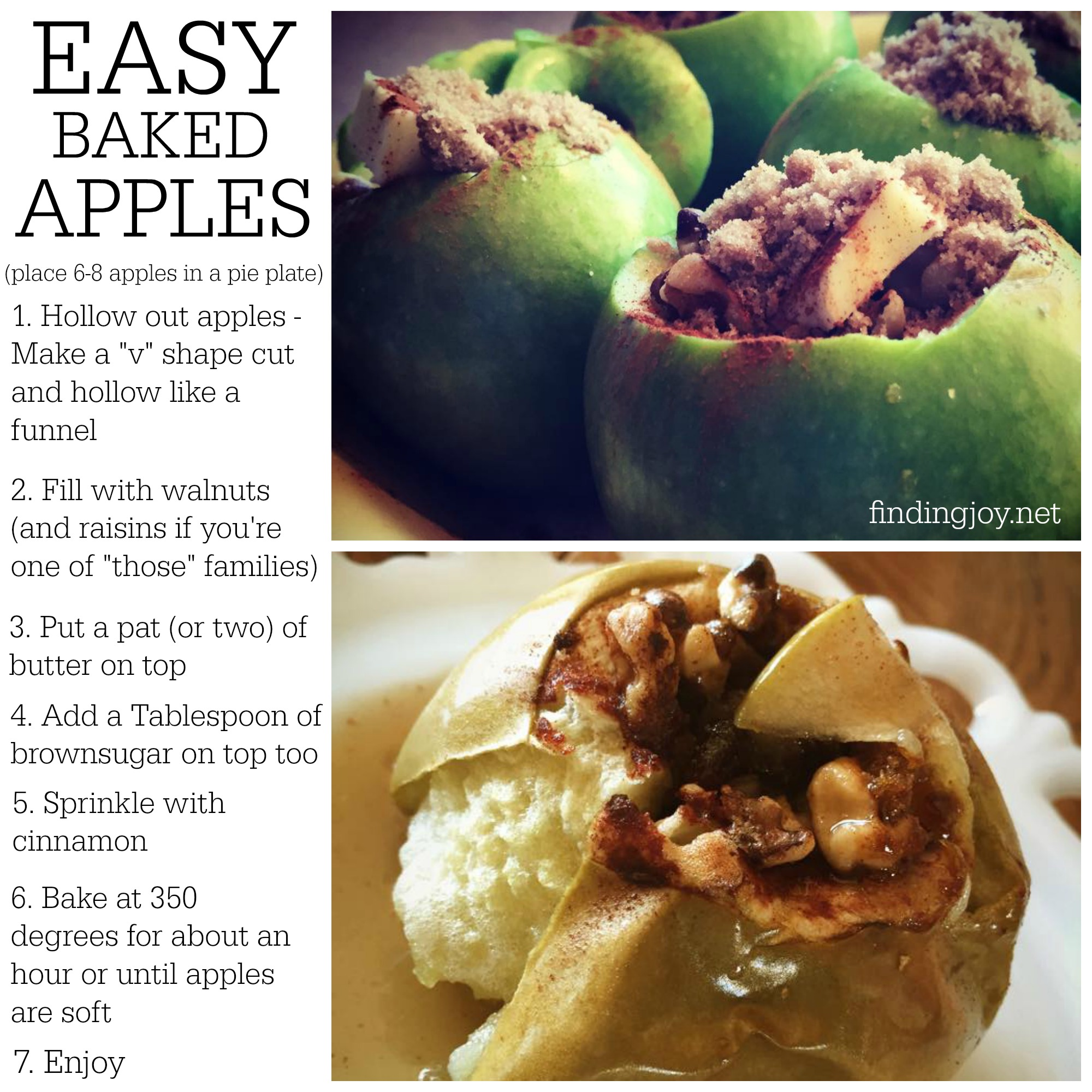 recipebakedapples