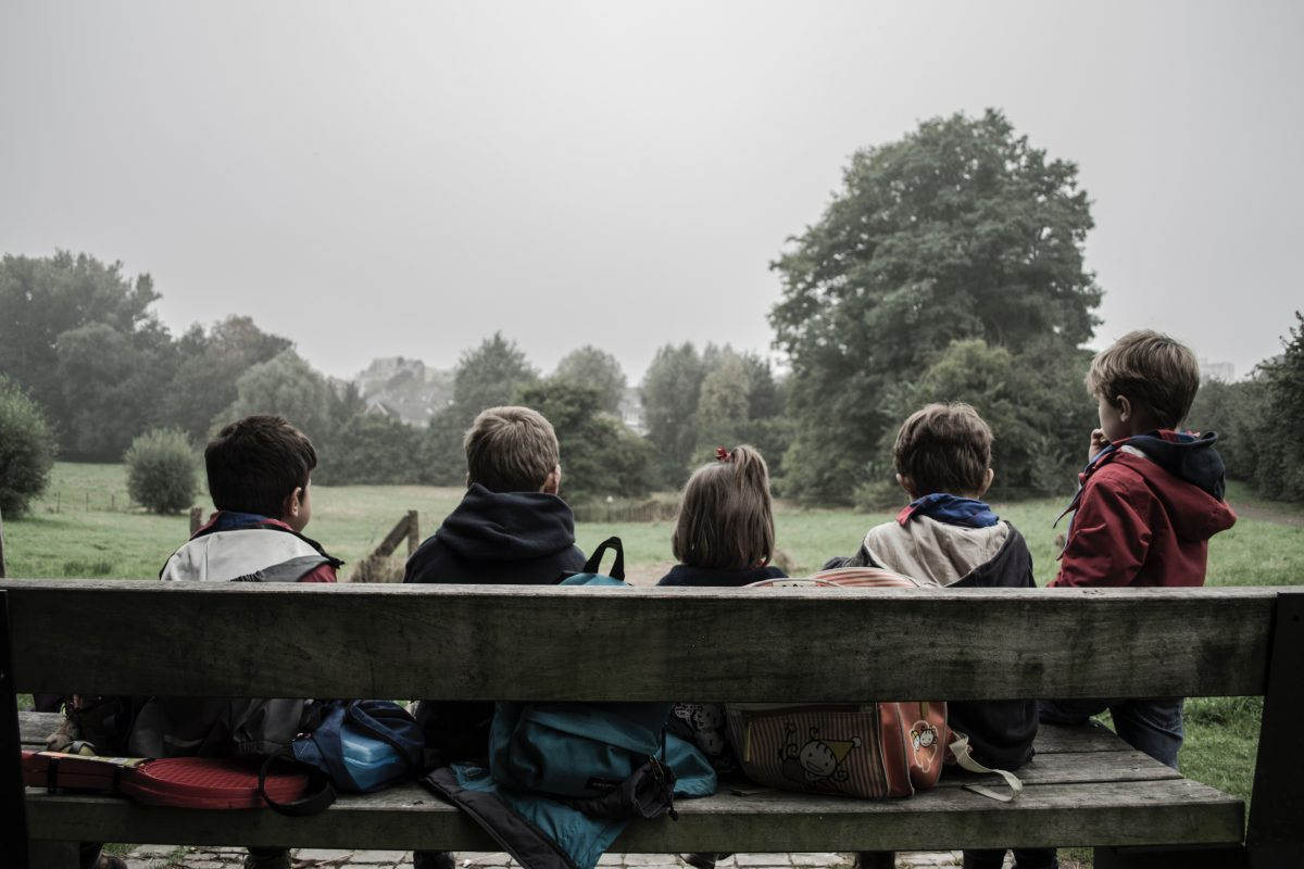 to my kids, what I need you to know about friends